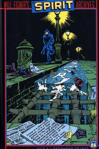 Cover Thumbnail for Will Eisner's The Spirit Archives (DC, 2000 series) #15