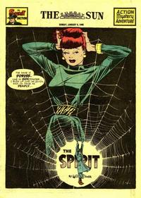 Cover Thumbnail for The Spirit (Register and Tribune Syndicate, 1940 series) #1/4/1948