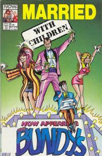 Cover Thumbnail for Married... With Children (Now, 1990 series) #1 [Direct]