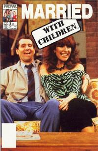 Cover Thumbnail for Married... With Children (Now, 1990 series) #2