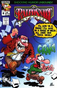 Cover Thumbnail for Ralph Snart Adventures (Now, 1988 series) #8 [Direct]