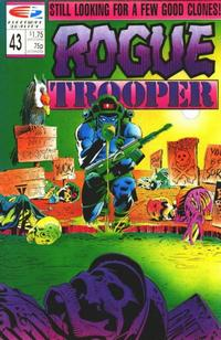 Cover Thumbnail for Rogue Trooper (Fleetway/Quality, 1987 series) #43