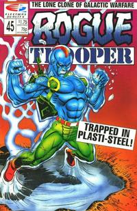 Cover Thumbnail for Rogue Trooper (Fleetway/Quality, 1987 series) #45