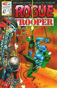 Cover Thumbnail for Rogue Trooper (Fleetway/Quality, 1987 series) #47
