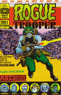 Cover Thumbnail for Rogue Trooper (Quality Periodicals, 1986 series) #1