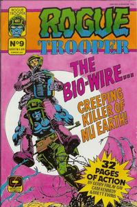 Cover Thumbnail for Rogue Trooper (Fleetway/Quality, 1987 series) #9