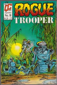 Cover Thumbnail for Rogue Trooper (Fleetway/Quality, 1987 series) #10