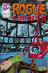 Cover Thumbnail for Rogue Trooper (Fleetway/Quality, 1987 series) #13