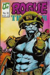 Cover Thumbnail for Rogue Trooper (Fleetway/Quality, 1987 series) #14