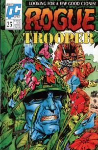 Cover Thumbnail for Rogue Trooper (Fleetway/Quality, 1987 series) #25