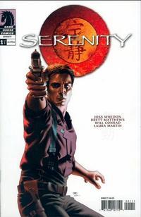 Cover Thumbnail for Serenity (Dark Horse, 2005 series) #1