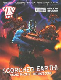 Cover Thumbnail for 2000 AD (Rebellion, 2001 series) #1464