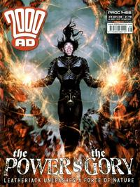 Cover Thumbnail for 2000 AD (Rebellion, 2001 series) #1466