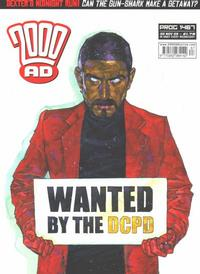 Cover Thumbnail for 2000 AD (Rebellion, 2001 series) #1467