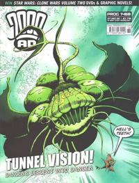 Cover Thumbnail for 2000 AD (Rebellion, 2001 series) #1468