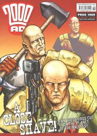 Cover Thumbnail for 2000 AD (Rebellion, 2001 series) #1469