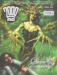 Cover Thumbnail for 2000 AD (Rebellion, 2001 series) #1472