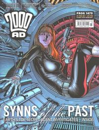 Cover Thumbnail for 2000 AD (Rebellion, 2001 series) #1473