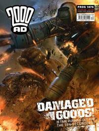 Cover Thumbnail for 2000 AD (Rebellion, 2001 series) #1474