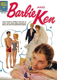 Cover Thumbnail for Barbie and Ken (Dell, 1962 series) #01-053-207 [1]