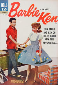 Cover Thumbnail for Barbie and Ken (Dell, 1962 series) #3