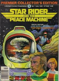 Cover Thumbnail for Star Rider and the Peace Machine (Star Rider Productions Ltd., 1982 series) #1