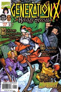 Cover Thumbnail for Generation X Holiday Special (Marvel, 1999 series) #1