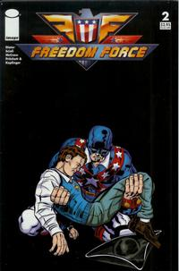 Cover Thumbnail for Freedom Force (Image, 2005 series) #2