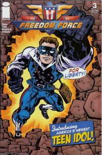 Cover Thumbnail for Freedom Force (Image, 2005 series) #3
