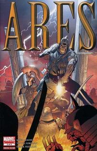 Cover Thumbnail for Ares (Marvel, 2006 series) #3