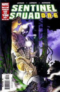 Cover Thumbnail for Sentinel Squad O*N*E (Marvel, 2006 series) #3