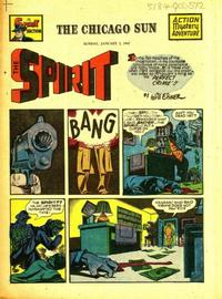 Cover Thumbnail for The Spirit (Register and Tribune Syndicate, 1940 series) #1/5/1947