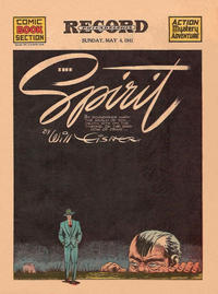 Cover Thumbnail for The Spirit (Register and Tribune Syndicate, 1940 series) #5/4/1941
