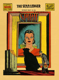 Cover Thumbnail for The Spirit (Register and Tribune Syndicate, 1940 series) #5/18/1941