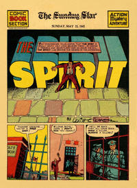 Cover Thumbnail for The Spirit (Register and Tribune Syndicate, 1940 series) #5/25/1941