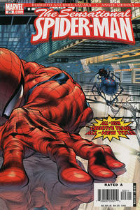 Cover Thumbnail for Sensational Spider-Man (Marvel, 2006 series) #23 [Direct Edition]