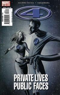 Cover Thumbnail for Four (Marvel, 2006 series) #28