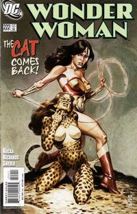 Cover for Wonder Woman (DC, 1987 series) #222