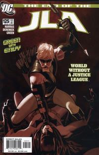 Cover Thumbnail for JLA (DC, 1997 series) #125 [Direct Sales]