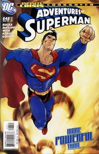 Cover Thumbnail for Adventures of Superman (DC, 1987 series) #648