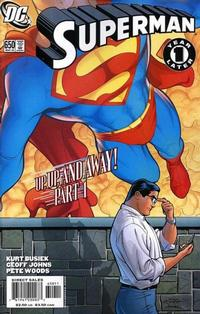 Cover Thumbnail for Superman (DC, 2006 series) #650