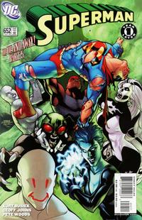 Cover Thumbnail for Superman (DC, 2006 series) #652