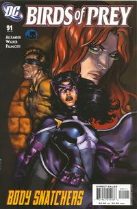Cover Thumbnail for Birds of Prey (DC, 1999 series) #91
