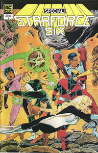 Cover Thumbnail for Starforce Six Special (AC, 1984 series) #1