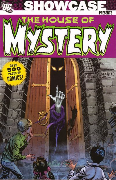 Cover for Showcase Presents: The House of Mystery (DC, 2006 series) #1