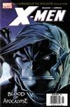 Cover for X-Men (Marvel, 2004 series) #182 [Newsstand Edition]