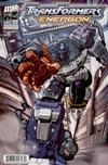 Cover for Transformers Energon (Dreamwave Productions, 2004 series) #19