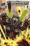Cover for Transformers Energon (Dreamwave Productions, 2004 series) #20