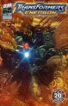 Cover for Transformers Energon (Dreamwave Productions, 2004 series) #21
