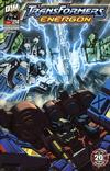 Cover for Transformers Energon (Dreamwave Productions, 2004 series) #24